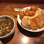 麺屋武蔵 二天 - 二天つけ麺(1140円)