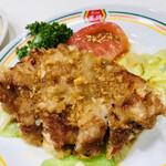餃子の王将 - ジャストサイズ油淋鶏