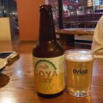 沖縄食材酒家 なかや - ゴーヤードライはおいしくない