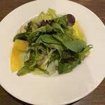 エスト - 料理写真:セットのサラダ