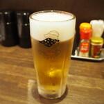 大衆酒場ヒロタヤ2号 - 生ビール