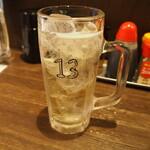 大衆酒場ヒロタヤ2号 - 角ハイボール