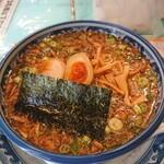 めんや宮田 - 料理写真:醤油揚げねぎらーめん770円