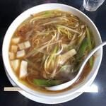 13湯麺 - 料理写真: