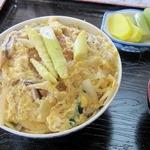 七福食堂 - カツ丼