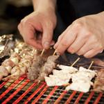 酒蔵 駒忠 - 料理写真:串焼きは1本120円から♪