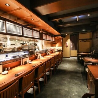 酒の魚和海より徒歩1分の場所に系列店、酒々屋和海がございます