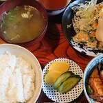 キッチン河口亭 - 料理写真:日替りランチ800円