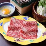 料亭 秀 - 牛すき焼