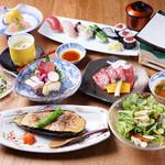 料亭 秀 - 旬の食材を贅沢に使ったこだわりの会席料理