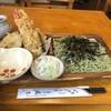 茶そば 扇家 - 料理写真: