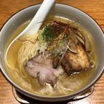 Menyahidamari - 「和塩らぁ麺」780円