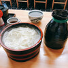 ふぅふー亭 - 料理写真:釜揚げうどん