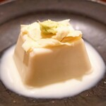 蕎麦 ろうじな - ゆば豆腐