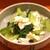 蕎麦 ろうじな - 料理写真:おひたし  生湯葉 と 青菜
