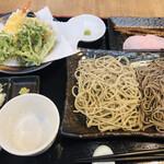 蕎麦カフェ田伝 - 料理写真: