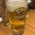 朝鮮飯店 - ドリンク写真:生大