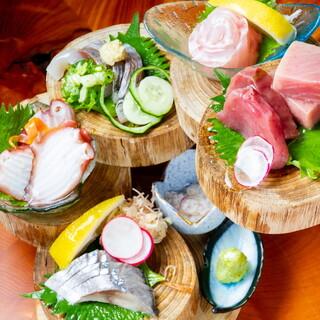 金沢網元直送の朝漁れ鮮魚