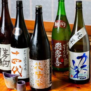 軽井沢最大級の品揃え!全国の銘酒