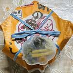 おぎのや - 料理写真:峠の釜めし1,100円税込み、お新香付き