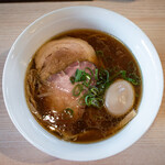 133080837 - 味玉醤油らぁ麺
