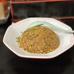新福菜館 - A定食 1,000円 (やきめし(小))
