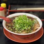 新福菜館 - A定食 1,000円 (中華そば(並))