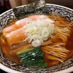 麺肴 ひづき - 醤油そば~☆