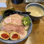 つけ麺 いちびり - 料理写真:特製Nつけ麺特盛り