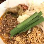133090868 - スタミナ担々麺(アップ)