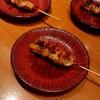 Yakitoritorihougetsu - 料理写真:もも  (タレ)