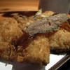 京ばし松輪 - 料理写真:アジフライ