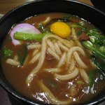 夢吟坊 - 太い麺