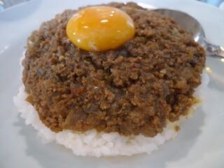 MOKUBAZA - キーマカレー