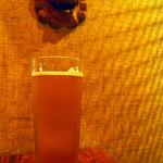 沖縄 肉酒場 ぬちぐすい - オリオンビール 樽生