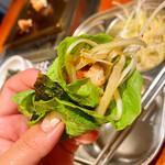 チーズとお肉の韓国料理 ベジテジや -