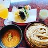 遊亀庵 かめや - 料理写真:天おろし+リンゴジュース