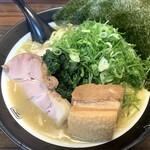 百麺 - 太麺4点盛