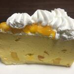 133104892 - アップルマンゴーのケーキ