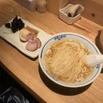 133108808 - 氷見産煮干ラーメン ¥800
