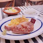 熟成肉ステーキバル Gotties BEEF -