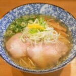 GAGA 中村商店 - 月曜日限定 柚子塩らぁ麺
