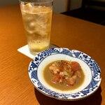 紗舞璃 - トマトサラダ