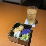 紗舞璃 - 蒸し野菜