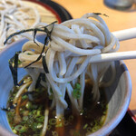 武蔵そば - 麺リフト〜