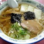 甘善餅店 - 料理写真:もちいりラーメン(600円)