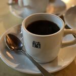 珈琲専門店 蘭 - コーヒー