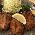 とんかつ 栄 - 料理写真: