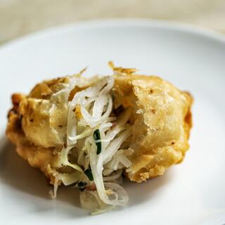 「Mimosa」でも非常に人気の高い『大根パイ』