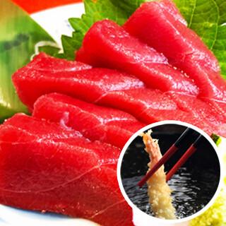 酒が「すすむ」拘りのつまみ天ぷら・一品料理の数々をお手軽に♪